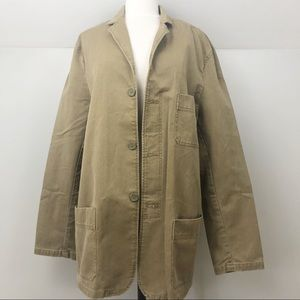 ❤️ Urban Outfitters BDG Military Green Jacket (XL)